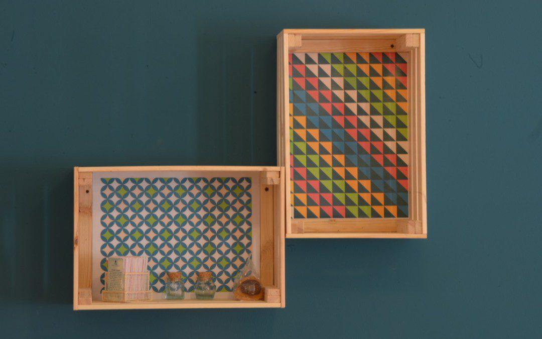mensole personalizzate by Hora Design