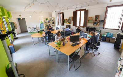 Spazio Coworking Vimercate