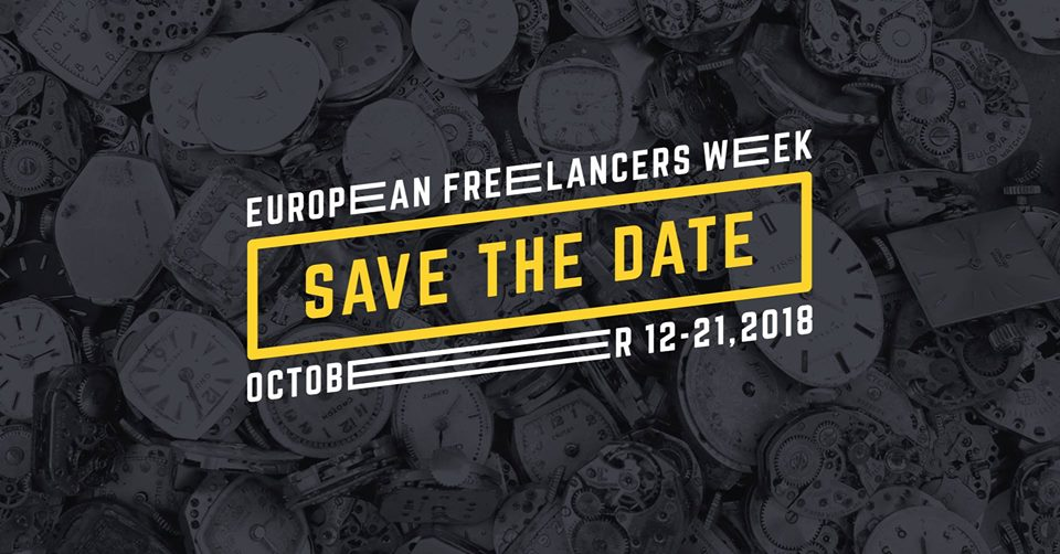 European freelancer week 2018