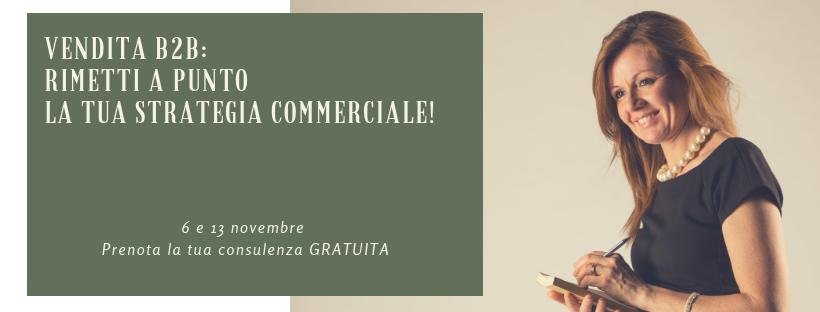 Chiara Valagussa - sales coach