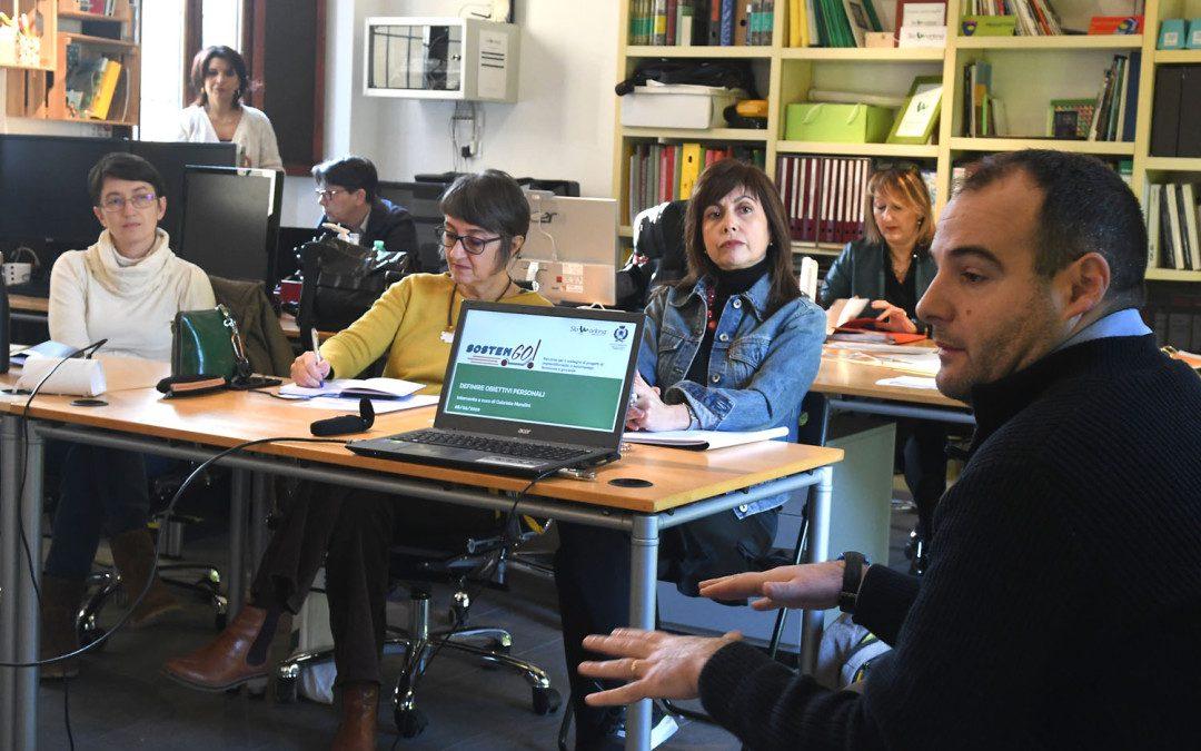 Vimercate - Presentazione progetto Sosten go