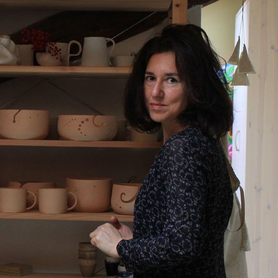 Barbara Bordato - ceramista
