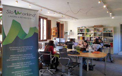 Fra smart working e ufficio c'è di mezzo il coworking